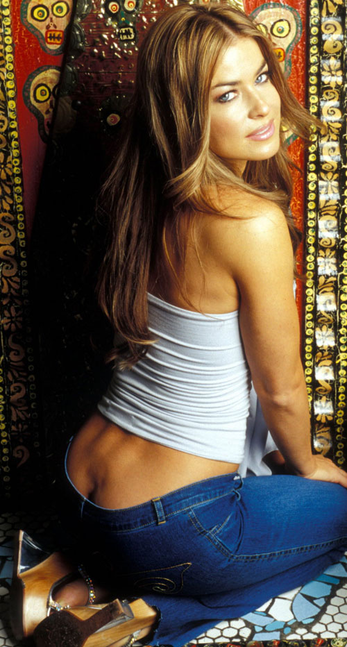 carmen electra sybian ass to mouth